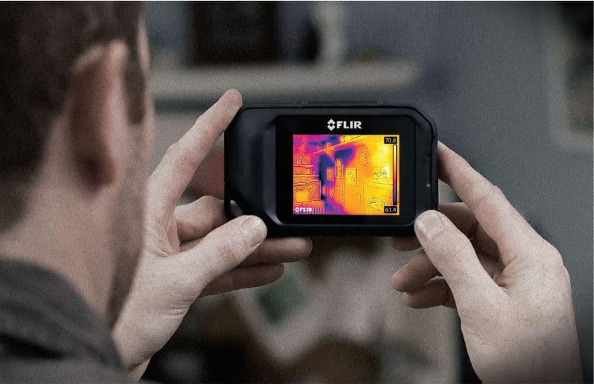 Thermal imaging C2 M