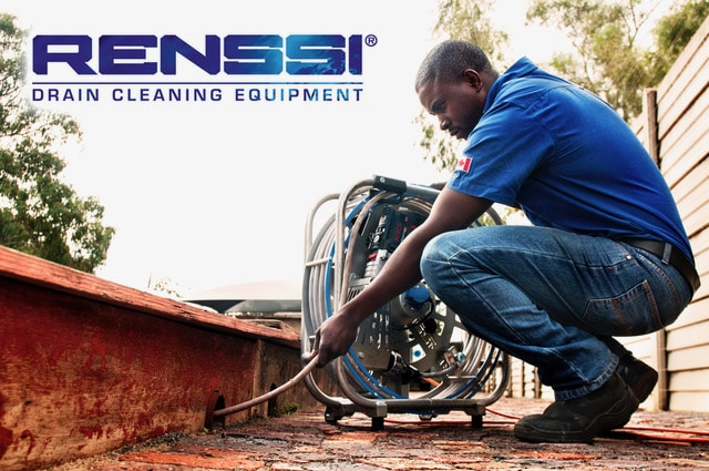 Drain Cleaning Machine - renssi